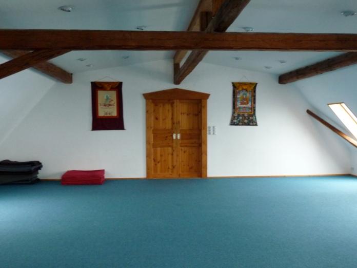 Großer Meditationsraum
