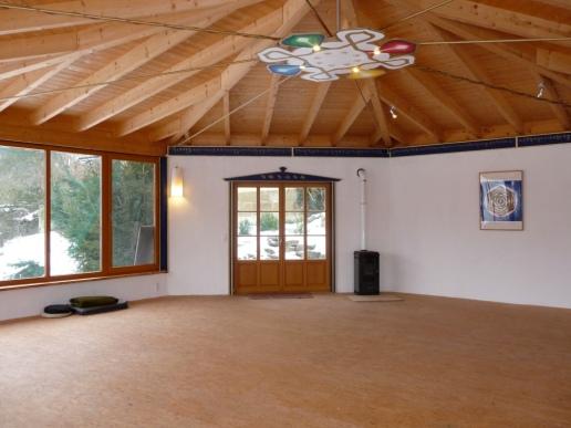 Meditationspavillon