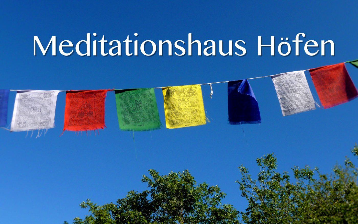 Meditationshaus Höfen